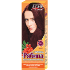 Acme Color Рябина 035 Гранат