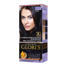 Gloris 1.1 Іссиня чорний
