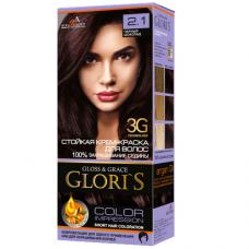 Gloris 2.1 Чорний шоколад