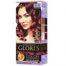 Gloris 3.4 Гранатовий