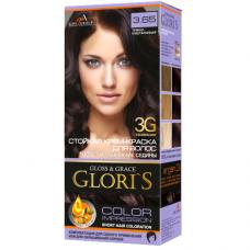 Gloris 3.65 Темно-каштановий