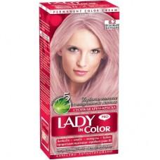 Леді колор 8,2 Рожевий блондин