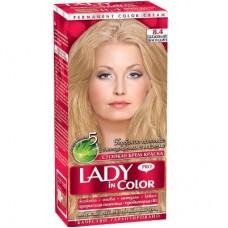 Леді колор 8,4 Бежевий блондин