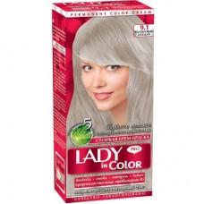 Леді колор 9,1 Платиновий блондин