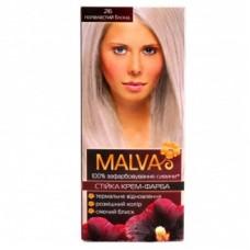 Мальва 216 Попелястий блонд