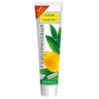 Ефект Крем для рук гліцериновий «Лимонний» 44мл