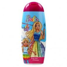 Kiku Barbie Dreamtopia 2 в 1 (Гель-шампунь) 250 мл