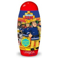 Kiku Fireman 2 в 1 (Гель-шампунь) для хлопчиків 250 мл