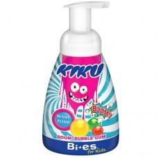 Kiku Bubble Gum (Піна для ванни+рідке мило) 250 мл
