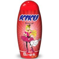 Kiku Heart Queen 2 в 1 (Гель-шампунь) 250 мл