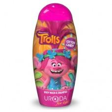 Kiku Trolls poppy 2 в 1 (Гель-шампунь) 250 мл
