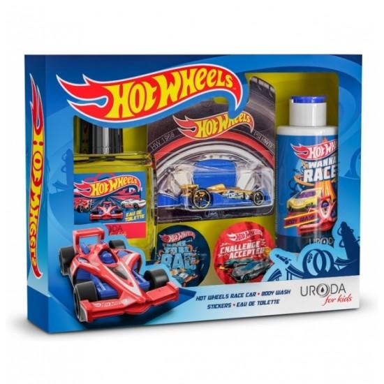Bi-Es Hot Wheels (Подарунковий набір) синій