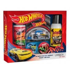 Bi-Es Hot Wheels (Подарунковий набір) червоний