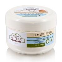Зелена аптека крем для обличчя «Козяче молоко» 200мл