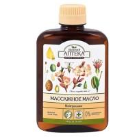 Зелена аптека олія масажна Нейтральна