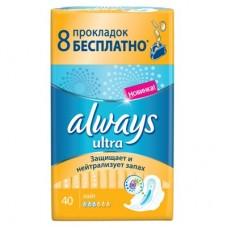 Always Ultra Light Quatro 3к.