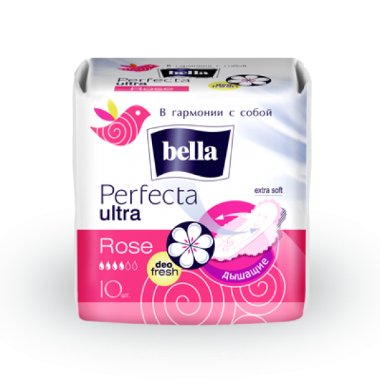 Bella Perfecta Rose 4к.