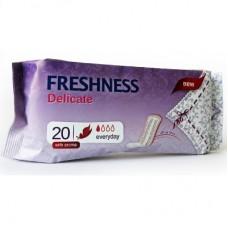 Freshness щоденні прокладки Delicate aroma (20шт.)