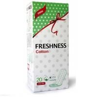 Freshness щоденні прокладки Cotton soft (20шт.)