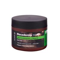"""Dr.Sante Macadamia Hair Маска """"Відновлення та захист"""" 300мл"""