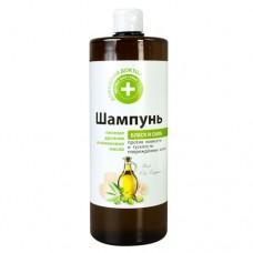 Домашній доктор шампунь Пивні дріжджі і Оливкова олія 1л