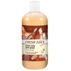 Fresh Juice гель для душу Карамельна груша 500мл