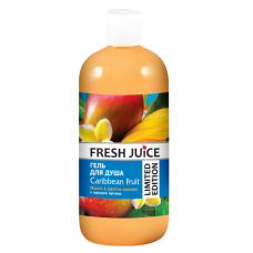 Fresh Juice гель для душу Caribbean Fruit 500мл