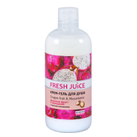 Fresh Juice гель для душу Dragon fruit & Macadamia 500мл
