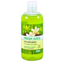 Fresh Juice гель для душу Lemongrass & Vanilla 500мл