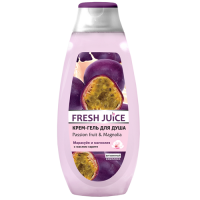 Fresh Juice гель для душу Passion fruit & Magnolia 400мл
