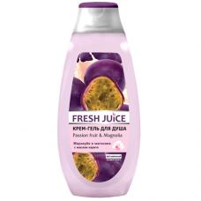 Fresh Juice гель для душу Passion fruit & Magnolia 400мл
