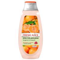Fresh Juice гель для душу Tangerine & Awapuhi 400мл