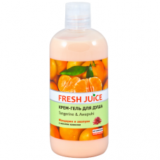 Fresh Juice гель для душу Tangerine & Awapuhi 500мл