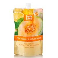 Fresh Juice гель для душу дой-пак Thai melon & White lemon 170мл