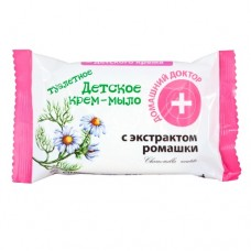 Домашній доктор дитяче крем-мило з екстрактом Ромашки 70г