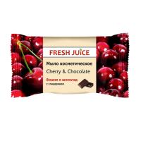 Fresh Juice мило Cherry & Chocolate 75гр
