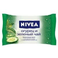 Nivea мило Огірок і зелений чай 90гр