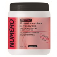 Маска для волосся захист кольору з екстрактом граната Colour Protection Mask 1л