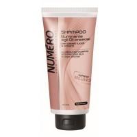 Шампунь для волосся з цінними оліями для надання блиску Numero Hair Professional Illuminating Shampoo 300 мл