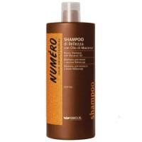 Шампунь для волосся з маслом Макассар і кератином Hair Beauty Macassar Oil Shampoo 1л