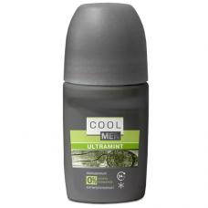 Cool Men кульковий дезодорант – антиперспірант Ultramint 50мл