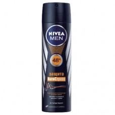 Nivea MEN спрей дезодорант – антиперспірант Захист Антистрес для чоловіків 150мл