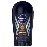 Nivea MEN стік дезодорант – антиперспірант Захист Антистрес для чоловіків 40мл