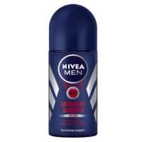 Nivea MEN кульковий дезодорант – антиперспірант Потужний захист 50мл