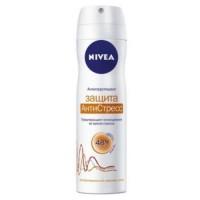 Nivea спрей дезодорант – антиперспірант Захист Антистрес для жінок 150мл