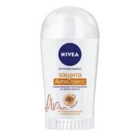 Nivea стік дезодорант – антиперспірант Захист Антистрес для жінок 40мл