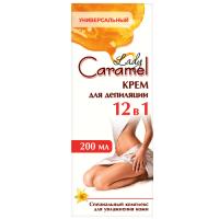 Caramel Крем для депіляції 12 в 1 універсальний e364a0b815064