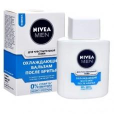 Nivea Men бальзам після гоління Охолоджуючий для чутливої шкіри