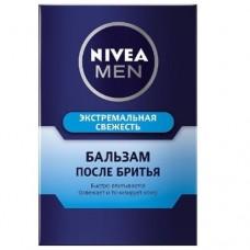 Nivea Men бальзам після гоління Екстремальна свіжість