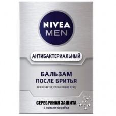 Nivea Men бальзам після гоління Срібний захист